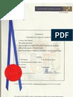 Apostille Seal Verification