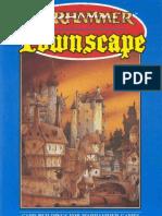 Games Workshop - Warhammer Townscapes (1988)