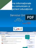 Prezentare Gmail