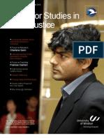 CSSJ Newsletter Vol. 5 Issue 2, Fall 2010