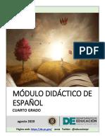 "Mã""Dulo de Espaã'Ol 4 Revisado (1) (1) (1)"