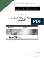 (2) Apostila AutoCAD 2000 - 2D