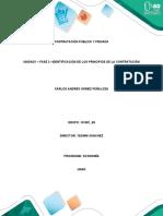 Contratacion Pública y Privada - Unidad1Fase2 - UNAD
