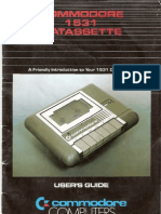 Commodore 1531 Users Guide