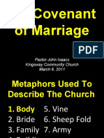 03-06-2011 Marriage is a Covenant