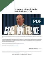 Derek Prince Libere de La Malediction 2 Derek Prince