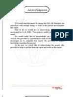 Finanacial Management Indus Motor Company report