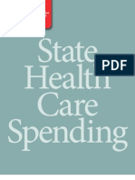 State Health Care Spending