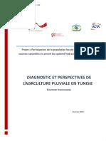 Rapport Provisoire Rainfall Agriculture