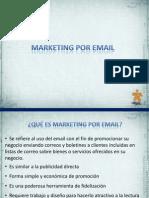 Marketing Por Email - Trabajo Actividad