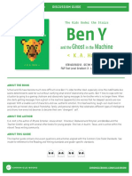 Ben Y and the Ghost in the Machine Educator Guide