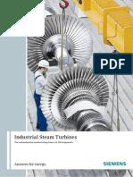 siemens steam turbines