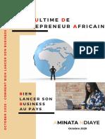 eBook Bien Lancer Son Business