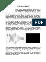 Internal fault classification using Artificial Neural Network