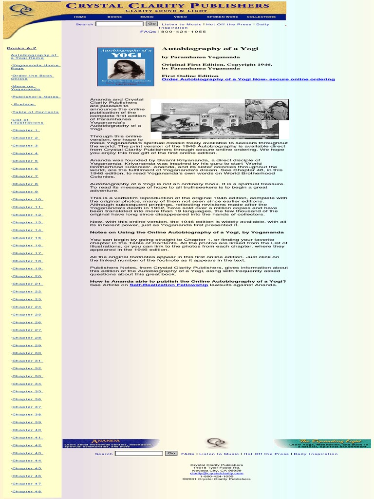 Paramahansa Yogananda Autobiography Of A Yogi Carondelet Orthopaedic Surgeons Kansas City Howrah Bridge Songs Free Yoga
