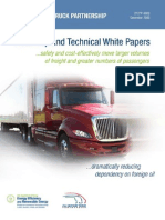 US Department of Energy - 2007 - 21st Century Truck Partnership, Roadmap and Technical White Papers