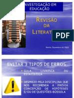 Aula_3_revisao de literatura