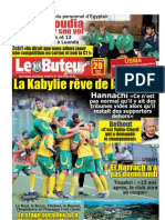 LE BUTEUR PDF du 20/04/2011