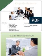 présentation culture organisationnelle