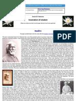 Swami Sri Yukteswar And The Incarnation Of Wisdom