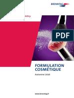 Guide de Formulation