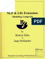 Robert Dilts - Life Extension - Modeling Longevity