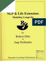Robert Dilts - Life Extension - Modeling Longevity