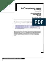 300-011-731 - Port Requirements