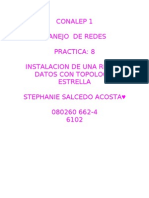 REDES P8