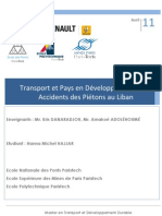 Rapport Final - Transport et PED - Hanna HAJJAR