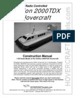 Griffon2000TDX Manual rel-01OL