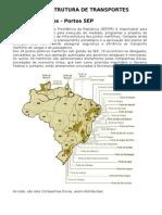 INFRAESTRUTURA DE TRANSPORTES