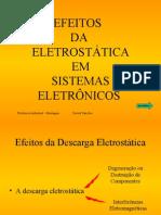 treinamento sobre eletrostatica