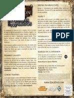 Warhammer Invasión - La Marcha de Los Malditos