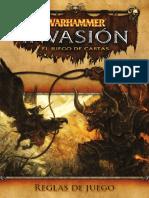 Warhammer Invasión - Reglamento