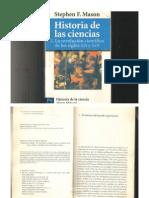 Historia de las ciencias - 2. La revolución científica de los siglos XVI y XVII