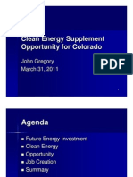 Proposed Pumped Storage in Colorado Springs