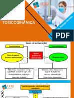 AULA 3 - TOXICODINAMICA