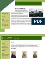 Green USFSP Webpage