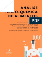 eBook- Análise de Alimentos
