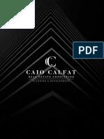 Caio Calfat - Cenário do Desenvolvimento de Multipropriedades no Brasil 2020 vs. 2.0