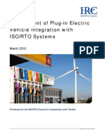 Assessment of PHEV integration with ISO-RTO Systems