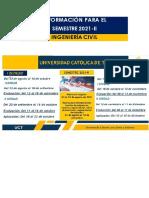 Uct Local Infor- 2021-II Ing Civil