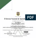 SALUD OCUPACIONA- FACTORES DE RIESGO Y PREVENCIÓN DE ACCIDENTES