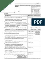 Checkliste Qualitaetssicherung Baustellen-Organisation