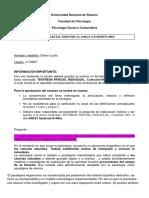 Examen Parcial Individual Comisión 8hs