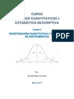 Métodos cuantitativos 1 - Contenido 2