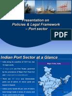 20623404 Ports Policies Legal Framework