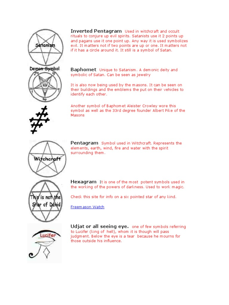 Masonic and occult symbols illustrated gallery symbol and sign ideas witch craft symbols gallery symbol and sign ideas occult symbols satanism witchcraft buycottarizona buycottarizona buycottarizona