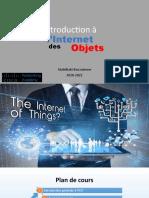 Introduction à iot